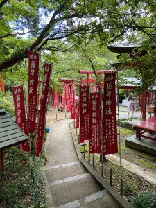 奥の院 稲荷神社